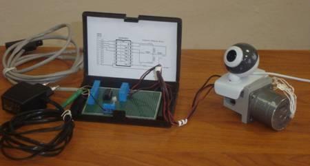 Как сделать камеру видеонаблюдения из веб камеры