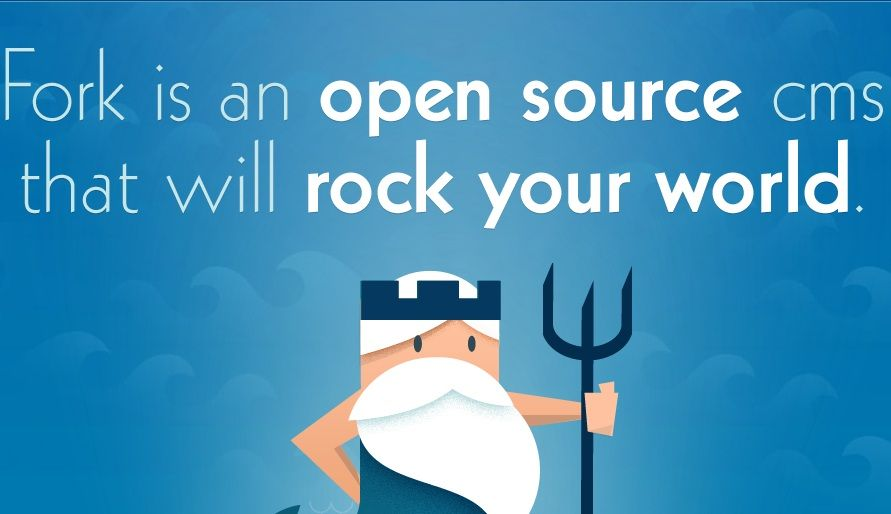 Open source CMS that will rock you world