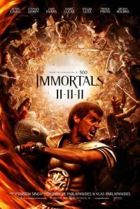 Война богов Бессмертные
