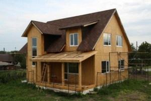 дом по канадской технологии