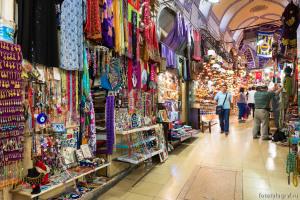 Посещение Большого Базара в Турции